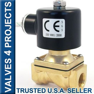 Electric Solenoid Valve 12 Volt Air Diesel B21N