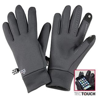 180s Snow Gloves Performer Mens Black Snowboard Ski New iPhone