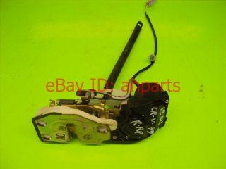 97 98 99 00 01 Honda CRV CR V Rear Passenger Door Lock Actuator 72610