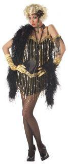 20s Jazzy Baby Fashion Flapper Halloween Costume