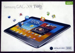 Tablet Belkin Case GT P7510 32GB Wi Fi 10 1 Metallic Gray
