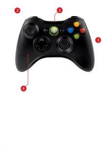 Microsoft Xbox 360 Wireless Controller for Windows PC Windows 7
