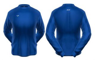 New 3N2 Kzone Cool Dri Fit Long Sleeve Loose Fit Shirt