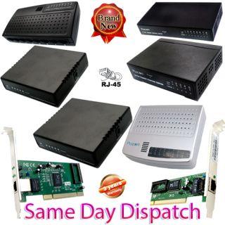 16 Port Network Ethernet LAN ADSL Gigabit IEEE 802 3 3U Switch Hub
