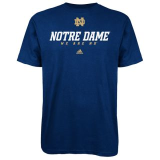 Notre Dame Fighting Irish Adidas 2012 Football Sideline Graphic T