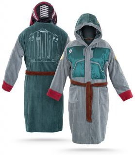 Star Wars Boba Fett Bathrobe
