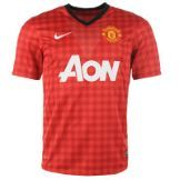 Manchester United Football Shirts Nike Manchester United Home Shirt