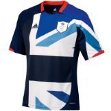 Team GB Football Shirts adidas Team GB Football Home Shirt Mens From