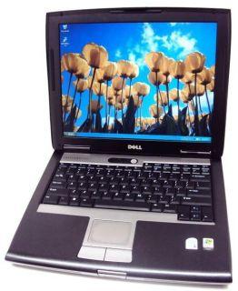 D520 Laptop CORE 2 DUO 1 66 GHz 512 MB 60 GB w WIFI Win XP Pro