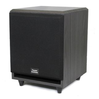 Home Theater Sub Powered Surround Sound Subwoofer SUB8F