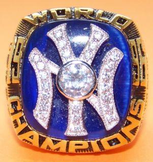 New York Yankees World Series Championship Ring