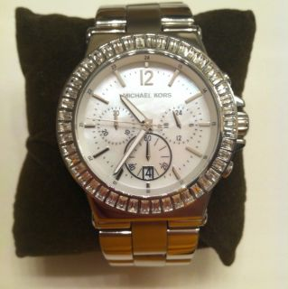 Michael Kors Silver Bel Air Womens Watch MK5411