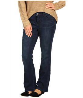 Calvin Klein Jeans Petite Petite Miley Denim Curvy Boot Jean in Medium