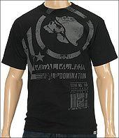 metal mulisha division 13 tee