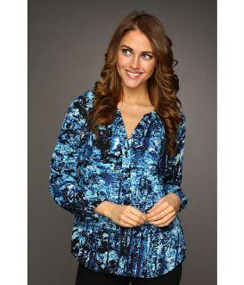 79 50 sale calvin klein plus size printed blouse $ 79 50