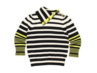 Juicy Couture Kids   Mixed Stripe Turtleneck (Toddler/Little Kids/Big