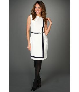 calvin klein trim detail shift dress $ 81 99 $