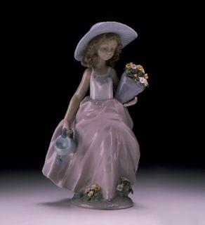 Lladro A Wish Come rue Figurine from Lladro Collecors Sociey RARE