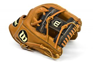 Wilson 2013 A2000 1786ST Baseball Glove Right Hand Thrower Tan & Black