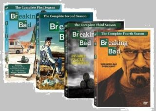 Breaking Bad The Complete Season 1  4 DVD Bundle