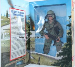 Gi Joe Classic Collection U s Army M1 Abrams Tank Commander 1996 1997