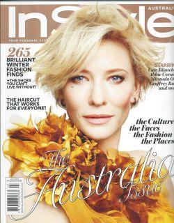 Cate Blanchett Bella Heathcote Abbie Cornish Natalia Vodianova oz 2011