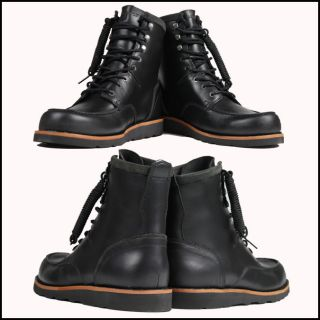 Timberland Abington Farmer Men's Leather Gore Tex Vibram Hi Boots $