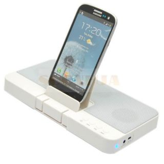 Wireless Bluetooth Audio Stereo Speaker for Samsung Galaxy S3 SIII