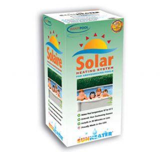 Smartpool Sunheater Solar Heater System for Above Ground Pools S220P 2