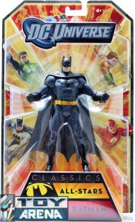 DC Universe Classics All Star Batman Prime Action Figure Mattel
