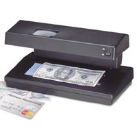 Accubanker D64 Counterfeit Money Detector UV MG Wm MP