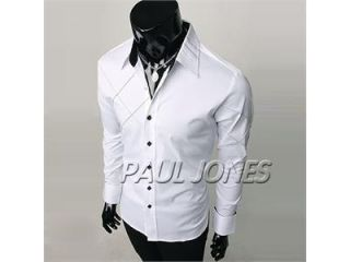 Full Collection New Designer Sexy Mens Slim Fit Dress Formal Casual