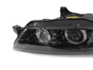 07 08 Acura TL Type s Clear Corner Bi Xenon HID D2S Projector Black