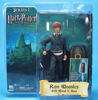 NECA Ron Weasley 6 Action Figure Harry Potter Order of Phoenix Series