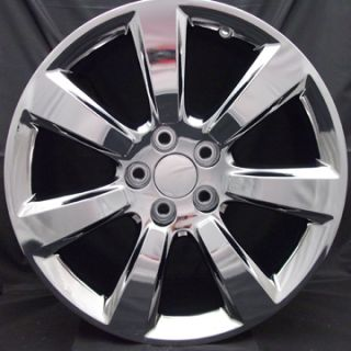 19 Acura ZDX Chrome Wheel Rims 2010 2011 2012 with Caps 71795