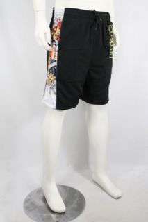 Ed Hardy Christian Audigier Active Sports Mesh Shorts