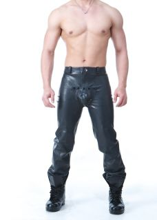 Dog Latex Gummi Rubber Casual Active Pants Jeans Codpiece