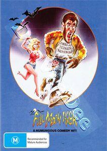 Full Moon High New PAL Cult DVD Adam Arkin Larry Cohen