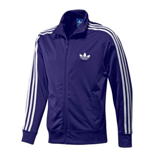 Adidas Originals Adicolor Firebird Track Jacket Purple White X41205 68
