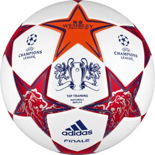 Adidas Finale London Champions League Size 4 5 Training Ball Footballs