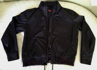 Adidas Y3 Y 3 Yohji Yamamoto Jacket Black Medium