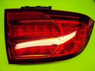 04 05 06 Acura TL Rear Driver Tail Light Taillight Lamp LED 33551 Sep