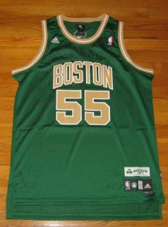 NEW Adidas WALLY SZCERBIAK NBA Boston Celtics St Patricks Day Swingman