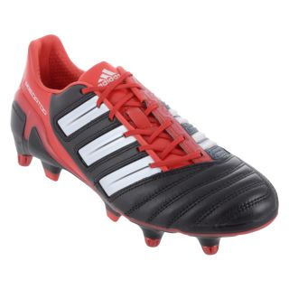 Adidas Predator adiPower SG Size 6 12 5 Mens Football Boots Black