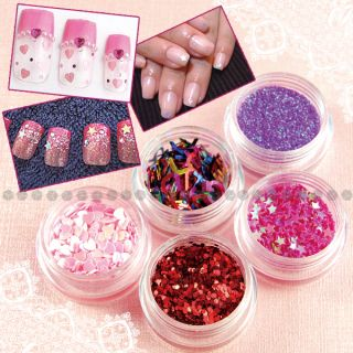 60 Decoracion de Uñas Polvo Para Maquillaje FRAULEIN3º8