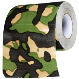 Paper TP Roll Is New Funny Novelty Gag Gift Man Cave Idea