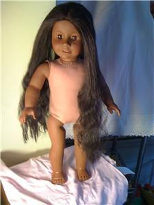 The American Girl Doll Addy Walker Retired