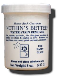 Watkins of Sacramentos Nothins Better Water Stain Remover 8 oz