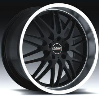 18x8 Black Wheel Advanti Racing Kudos 5x120 BMW