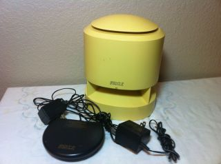 ADVENT WIRELESS INDOOR/OUTDOOR SPEAKER with TRANSMITTER   WORKS GREAT